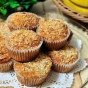 Banana Coconut Muffin