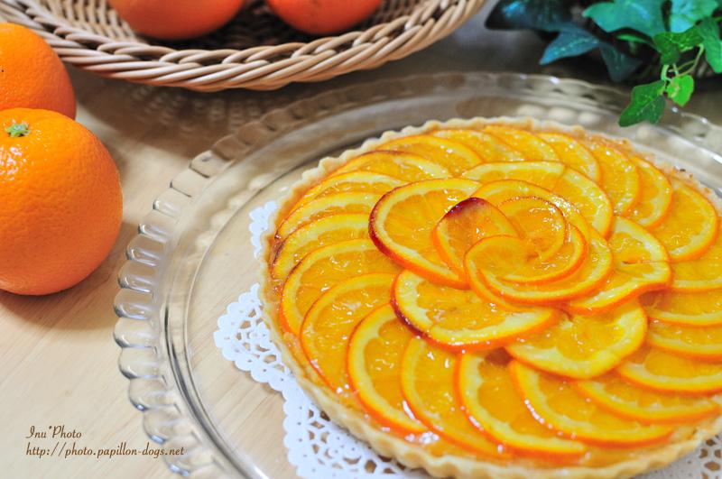 Orange Tart